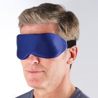 The Hot/Cold Headache Relieving Mask - Hammacher Schlemmer