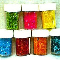 Edible Glitter, Silver, 1/4 oz.: Amazon.com: Grocery & Gourmet Food