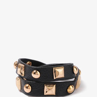 Studded Wrap Bracelet