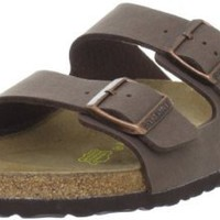 Amazon.com: Birkenstock Women's Arizona Birkibuc Sandal: Shoes