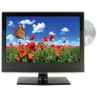 GPX - 13.3 inch Class (13.3 inch Diag.) - TV/DVD Combo - HDTV