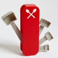 Swiss Measuring Spoons | Shop Apartment &amp; Kitchen Gifts Now | fredflare.com