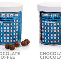 50 Cups of Coffee Tub o' Caffeinated Candy