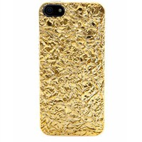 Foil Covered iPhone 5 Case