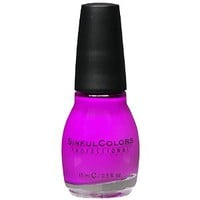 Sinful Colors Professional Nail Enamel, Dream On 113