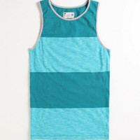 Vans JT Foil New Teal Tank at PacSun.com