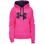 Under Armour Storm Armour Fleece Big Logo Hoodie - Women&#x27;s at Foot Locker