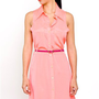 Naven Sleeveless Tux Dress-$115