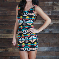 Take Me Home Tribal Dress