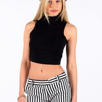 NOTME.se - Edgy fashion online - Amy Crop Top - Toppar - Klder