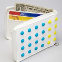 fredflare.com | 877-798-2807 | candy stash zipper wallet