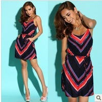 magicings  Sexy low-cut dress