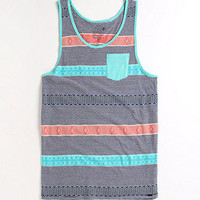 On The Byas Don Jaquard Tank at PacSun.com