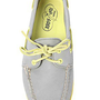 Sperry Topsider The AO 2Eye Shoe in Grey and Yellow : Karmaloop.com - Global Concrete Culture