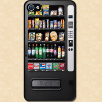 Iphone case Snack Vending Machine Iphone 4 case cool Iphone 5 Case awesome Samsung Galaxy S3 Case Iphone 4s case