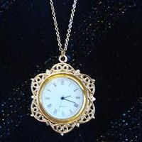 Watch Necklace  from Emma Warren