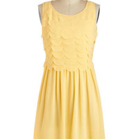 Goldi-frocks Dress | Mod Retro Vintage Dresses | ModCloth.com