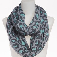 BP. Leopard Print Infinity Scarf | Nordstrom