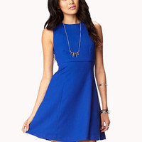 Essential Flared Dress