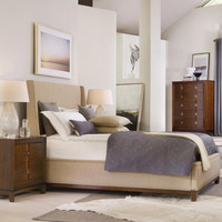 Felton Queen Upholstered Bed