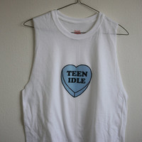 Teen Idle Tank
