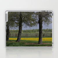 Between the Trees  Laptop &amp; iPad Skin by JUSTART