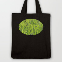 Grasses © Tote Bag by JUSTART