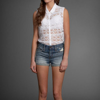 Blair Lace Shirt