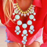 Style Staple: Statement Necklaces