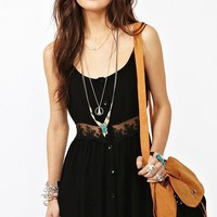 Field Day Dress - Black in What&#x27;s New at Nasty Gal