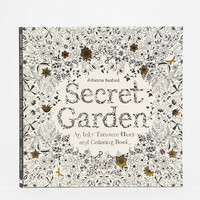 Secret Garden By Johanna Basford