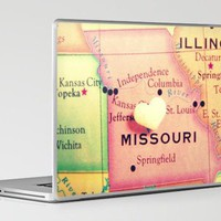 Show-Me my Heart Laptop & iPad Skin by RDelean | Society6