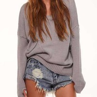 CLASSIC CHUNKY KNIT JUMPER