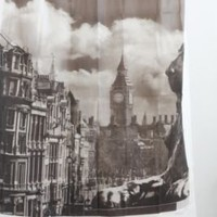 UrbanOutfitters.com > London Shower Curtain