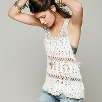 Free People Free People Dropped Armhole Tank