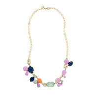 Girls&#x27; statement stone necklace