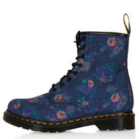 DM Floral Print Boots - View All - New In This Week  - New In