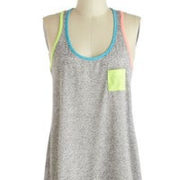 Shades of Play Tank | Mod Retro Vintage Short Sleeve Shirts | ModCloth.com