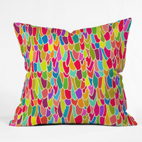 DENY Designs Home Accessories | Sharon Turner Tickle Me Outdoor Throw Pillow