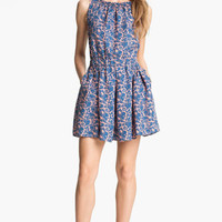 MARC BY MARC JACOBS 'Tootsie Flower' Blouson Minidress | Nordstrom