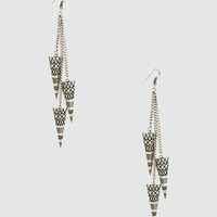Dangling Arrowhead Earrings | FOREVER21 - 1000043582