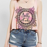 Truly Madly Deeply Belle Etoile Cropped Tank Top