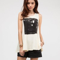 Free People / Slumber Party Tank in Ivory