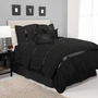 Lush Decor Glitter Sky Black Bedding By Lush Decor Bedding, Comforters, Comforter Sets, Duvets, Bedspreads, Quilts, Sheets, Pillows: The Home Decorating Company