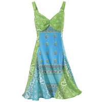 Bandanna Dress                                     - New Age, Spiritual Gifts, Yoga, Wicca, Gothic, Reiki, Celtic, Crystal, Tarot at Pyramid Collection