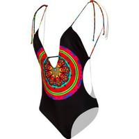 Amazon.com: Insight Madnights One-Piece Swimsuit - Women's: Clothing