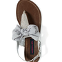 Material Girl Shoes, Solar Flat Thong Sandals - Sandals - Shoes - Macy&#x27;s
