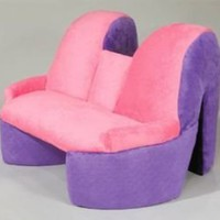 Mauricios ch4a0708 Double High Heel Chair