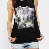 SNAP X Urban Renewal Animal Graphic Stacy Tunic