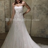 Style DE255-Inexpensive Wedding Dresses